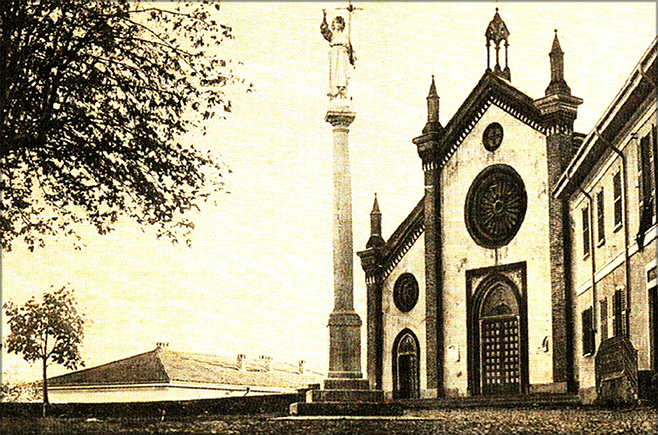 chiesa epoca